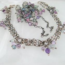 delikatny,subtelny - Komplety - Biżuteria