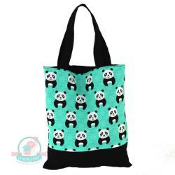 torebka,dla dziecka,pandy - Dla dzieci - Akcesoria