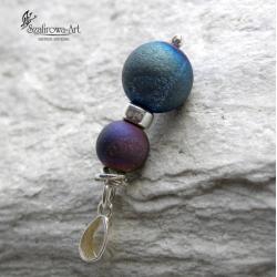 wisior,ciekawy,kolorowy,elegancki - Wisiory - Biżuteria