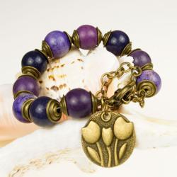 bransoletka,boho,prezent - Bransoletki - Biżuteria