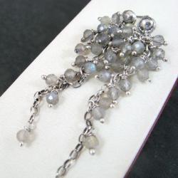 lśniące,długie - Kolczyki - Biżuteria