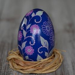 pisanka,batik,Wielkanoc,dekoracja - Inne - Wyposażenie wnętrz