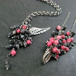 efektowny,delikatny - Komplety - Biżuteria