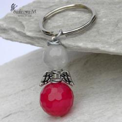 brelok,anioł,prezent,klucze - Breloki - Biżuteria