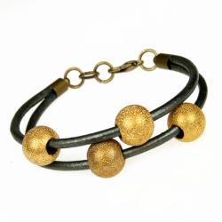 bransoletka modowa,glamour,prezent - Bransoletki - Biżuteria
