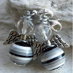 anioł,charms,brelok,prezent - Charms - Biżuteria