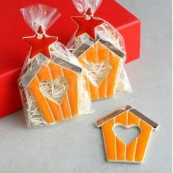karmnik,magnes,świąteczny, - Ceramika i szkło - Wyposażenie wnętrz
