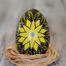 Inne pisanka batik Wielkanoc dekoracja stołu malowana