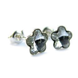 kolczyki - stokrotki - Kolczyki - Biżuteria