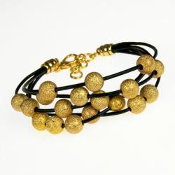 bransoletma modowa,glamour,upominek, - Bransoletki - Biżuteria