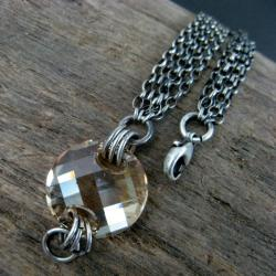 srebrna,niebanalna,lśniąca - Bransoletki - Biżuteria