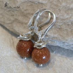kolczyki,delikatne,ciekawe - Kolczyki - Biżuteria