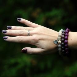 jesienne,lśniące - Bransoletki - Biżuteria